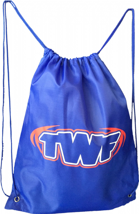 TWF DRAWSTRING TOTE BAG